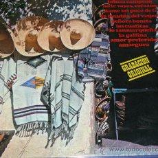 Discos de vinilo: MUSICA GOYO - LP - SONORA TOLUCA - MEXICO - MUY RARO *AA99. Lote 162208048