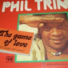 Discos de vinilo: MUSICA GOYO - LP - PHIL TRIM - DE LOS POP TOPS *CC99. Lote 32666065