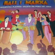 Discos de vinilo: MUSICA GOYO - LP - SIREX + ORQUESTA PLATERIA + SALSETA POBLE SEC *FF99. Lote 32666075