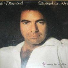 Discos de vinilo: MUSICA GOYO - LP - NEIL DIAMOND - SEPTEMBER MORN - UNA VOZ A DESCUBRIR *BB99. Lote 32671689