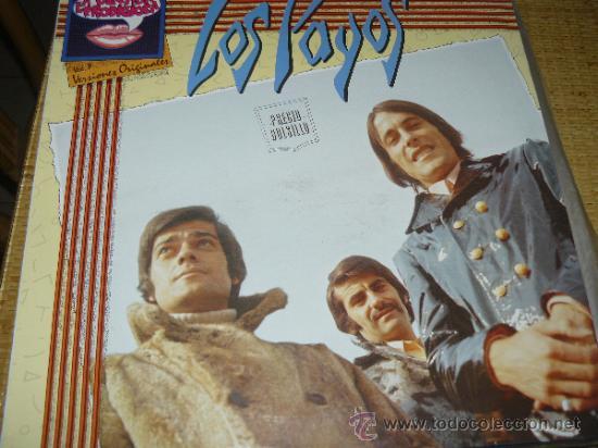 MUSICA GOYO - LP - PAYOS, LOS... - POP ROCK - *BB99 (Música - Discos - LP Vinilo - Grupos Españoles 50 y 60)