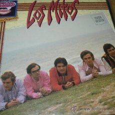 Discos de vinilo: MUSICA GOYO - LP - MITOS, LOS... - POP ROCK - *GG99. Lote 32709790