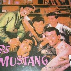Discos de vinilo: MUSICA GOYO - LP - MUSTANG, LOS... - POP ROCK - 1ª EDICION COCODRILO -*BB99. Lote 104967178