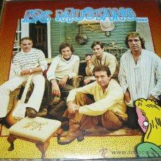 Discos de vinilo: MUSICA GOYO - LP - MUSTANG, LOS... *CC99. Lote 32709844