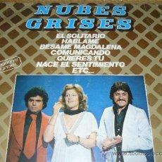 Discos de vinilo: MUSICA GOYO - LP - NUBES GRISES - EL SOLITARIO - *BB99. Lote 32713938