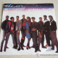 Discos de vinilo: MIDNIGHT STAR ( OPERATOR - SCIENTIFIC LOVE ) 1984 - GERMAY SINGLE45 SOLAR RECORDS. Lote 32674308