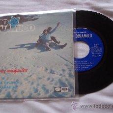 Discos de vinilo: DUO DINAMICO EP. A NUESTROS AMIGUITOS (1966) MUY RARO -EXCEL.ESTADO. Lote 32687244