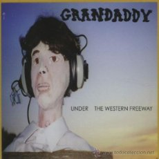 Discos de vinilo: LP GRANDADDY UNDER THE WESTERN FREEWAY VINILO. Lote 100052966