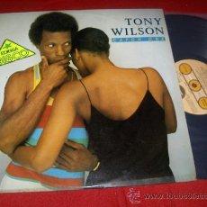 Discos de vinilo: TONY WILSON CATCH ONE LP 1979 BEARSVILLE ED ESPAÑOLA. Lote 32694660