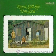 Discos de vinilo: TOM SCOTT - RURAL STILL LIFE - (USA-IMPULSE-1969) FUNK JAZZ LP + INSERT. Lote 32697177