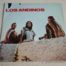 Discos de vinilo: LOS ANDINOS ( RENUNCIACION - CHILENA - MI VIEJO SAN JUAN - PARA MI ) 1975-MADRID EP45 RAILY RECORDS. Lote 32703415