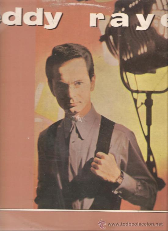 LP TEDDY RAYE : HISTORIA DEL ROCK FRANCES -2 (Música - Discos - LP Vinilo - Rock & Roll)