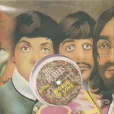 Discos de vinilo: LP THE BEATLES - WORDS OF LOVE (STUDIO OUTAKE RECORDINGS 1962- 1964) . Lote 32703919