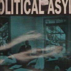 Discos de vinilo: POLITICAL ASYLUM. Lote 32724016