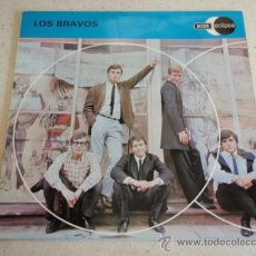 Discos de vinilo: LOS BRAVOS ( BLACK IS BLACK - BRING A LITTLE LOVIN' - SYMPATHY - TRAPPED ... ) ENGLAND-1970 DECCA. Lote 32724913