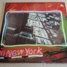Discos de vinilo: FRANK ZAPPA ( ZAPPA IN NEW YORK ) DOBLE LP33 USA - 1977 DISC REET. Lote 32725118