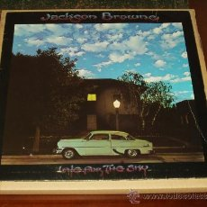 Discos de vinilo: JACKSON BROWNE LP LATE FOR THE SKY TERCER ALBUM . Lote 32733406