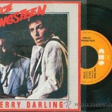 Discos de vinilo: SHERRY DARLING (BRUCE SPRINGSTEEN). Lote 32735013