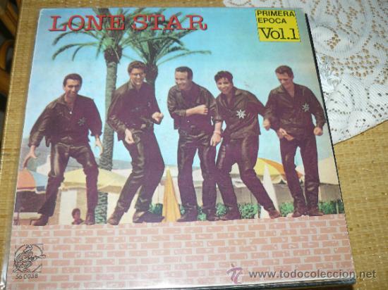 MUSICA GOYO - LP - LONE STAR - VOL 1 - COCODRILO - 1ª EDICION *BB99 (Música - Discos - LP Vinilo - Grupos Españoles 50 y 60)