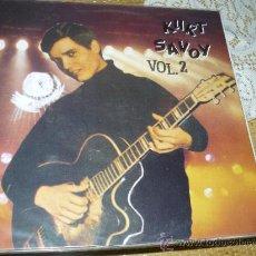 Discos de vinilo: MUSICA GOYO - LP - KURT SAVOY - VOL 2 - COCODRILO - 1ª EDICION *CC99. Lote 33005790