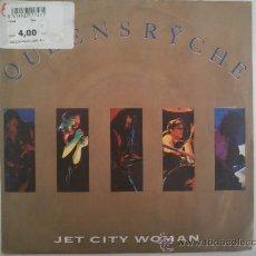 Discos de vinilo: QUEENSRYCHE - JET CITY WOMAN. Lote 32739152