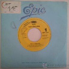 Discos de vinilo: OZZY OSBOURNE - MAMA, I'M COMMING HOME. Lote 32739317