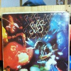 Discos de vinilo - LP - SOFT MACHINE - SOFTS - 32748129