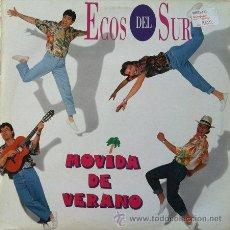 Discos de vinilo: ECOS DEL SUR - MOVIDA DE VERANO . MAXI SINGLE . 1990 MAX MUSIC. Lote 32754468