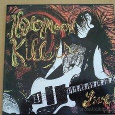 Discos de vinilo: HONEY MOON KILLERS - HOW'S DRIVING YOUR PLANE? / TRAINING WHEELS / MADWOMAN BLUES - 1991. Lote 32758034