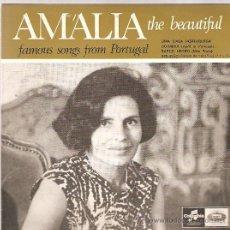 Discos de vinilo: EP AMALIA RODRIGUES : UMA CASA PORTUGUESA . Lote 32775504