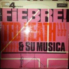Discos de vinilo: LP ARGENTINO DE TED HEATH AÑO 1965. Lote 32786633
