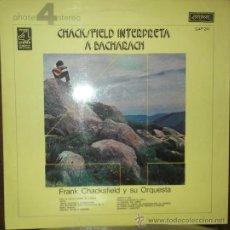 Discos de vinilo: LP ARGENTINO DE FRANK CHACKSFIELD Y SU ORQUESTA AÑO 1970. Lote 32787060