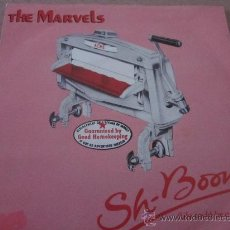 Discos de vinilo: THE MARVELS - SH BOOM(LIFE COULD BE A DREAM) - MADE IN UK IN 1979.. Lote 32792079