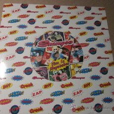 Discos de vinilo: SHAMPOO - VIVA LA MEGABABES -MADE IN UK IN 1994.. Lote 32792680