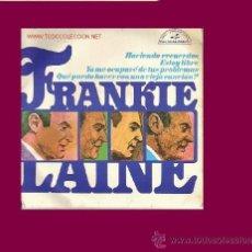 Discos de vinilo: FRANKIE LAINE DISCO EP SPA HACIENDO RECUERDOS. Lote 11582366