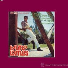 Discos de vinilo: BRUNO LOMAS DISCO EP SEDL 19527 1965 SPA. Lote 12992041