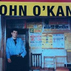 Disques de vinyle: JOHN O´KANE,SOLID EDICION INGLESA DEL 91. Lote 32799858