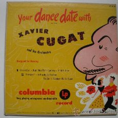Discos de vinilo: LP - XAVIER CUGAT -