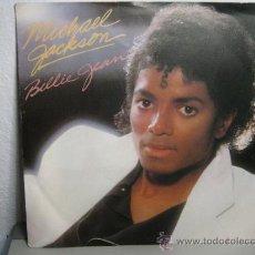 Discos de vinilo: MICHAEL JACKSON * BILLIE JEAN * CBS RECORDS * 1982 * EPIC. Lote 32807359
