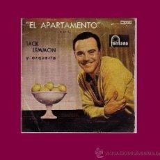 Discos de vinilo: JACK LEMMON DISCO EP. Lote 10606515