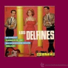 Discos de vinilo: LOS DELFINES DISCO EP 1966 . Lote 10814573