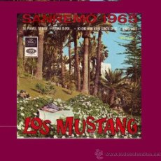 Discos de vinilo: LOS MUSTANG DISCO EP SANREMO 1965 EMI 1965 SPA. Lote 10867469