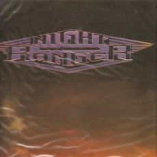 Discos de vinilo: LP NIGHT RANGER : MAN IN MOTION . Lote 32818596