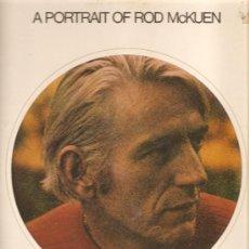 Discos de vinilo: LP ROD MCKUEN - A PORTRAIT OF ROD MCKUEN . Lote 32821530