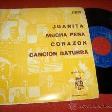 """Discos de vinilo: FANTASIA Y NARBO & ANTONIO LATORRE JUANITA /MUCHA PENA/CORAZON ..+1 7"""" EP 1973 BCD PROMO. Lote 32825185"""