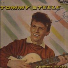 Discos de vinilo: LP-25 CTMS-TOMMY STEELE STORY-DECCA 1288-ESPAÑA-SIN FECHA. Lote 32827112