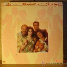 Discos de vinilo: THE MANHATTAN TRANSFER - COMING OUT - ATLANTIC SD 18183 - 1976 - EDICION USA. Lote 32844667