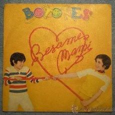 "Discos de vinilo: BOTONES_BESAME MAMI,DOCTOR BRUJO_VINILO 7"" EDIDICON ESPAÑOLA_1979. Lote 32848408"