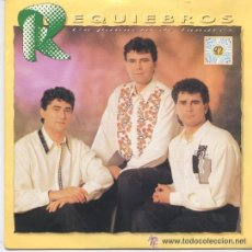 Discos de vinilo: REQUIEBROS * SINGLE VINILO * UN PAÑUELO DE LUNARES * / CAÑA DULCE * NUEVO. Lote 32883330