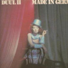 Discos de vinil: LP AMON DUUL II : MADE IN GERMANY . Lote 32883506